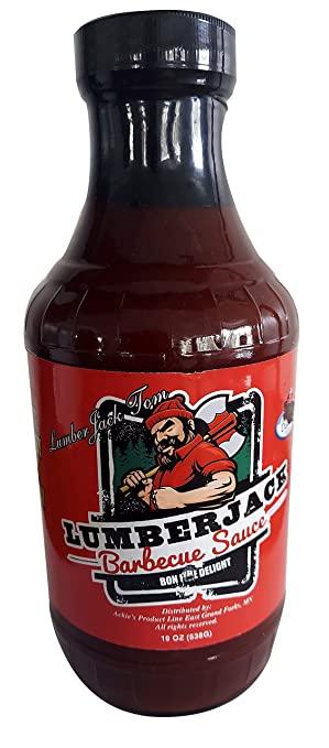 Lumberjack Barbecue Sauce